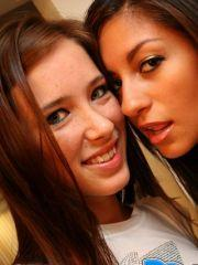 Raven Riley and Brooke Skye lesbian
