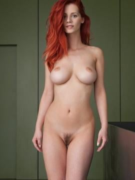 Pictures of Ariel showing off her incredible body