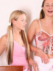 Pics of Heather Lightspeed getting naughty with her friends