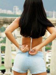 Pictures of Karla Spice getting you hard with her gorgeous body