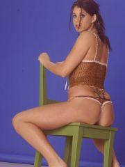 Pictures of Kylie Teen spreading her legs on a chair