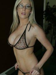 Pictures of Michelle Barrett ready to fuck
