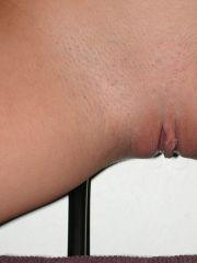 Pictures of Nikki Grinds showing you her tits and pussy