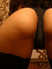 Pictures of Polliana showing her gorgeous ass