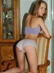 Pictures of teen cutie Skinny Mindy showing her skinny legs