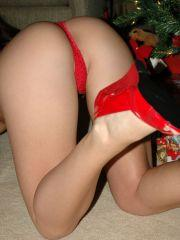 Pictures of Heidi\'s Candy waiting for you xmas morning